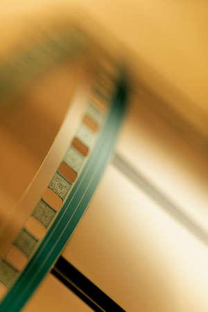 35 mm: 35 mm sound film for cinematography  Analog and digital cinema sound track