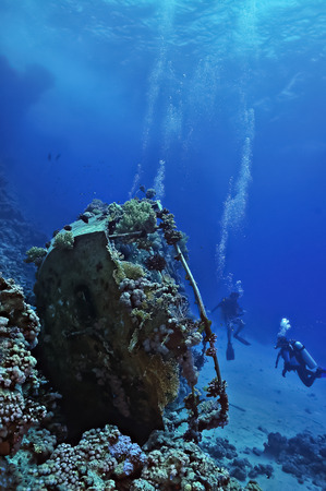 profundity: Wreck Red sea