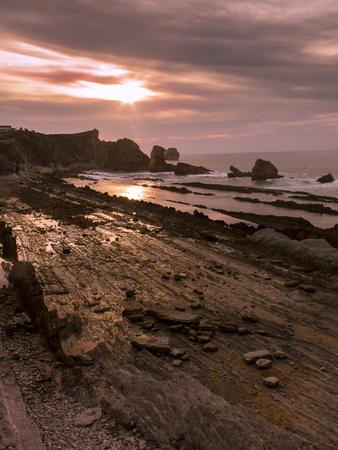 costa: Costa Arnia, Costa Quebrada, Santander, Cantabria, Spain