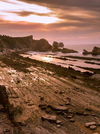 cantabria: Costa Arnia, Costa Quebrada, Santander, Cantabria, Spain