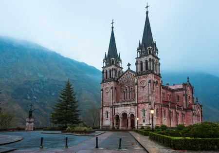 Sanctuary of Covadonga.Photographs updated April 2016