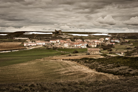 origins: Valdeajos village in the province of Burgos, it has its origins in the Middle Ages.
