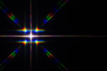 radiated: Luminous spectrum, energy that is radiated by a light source