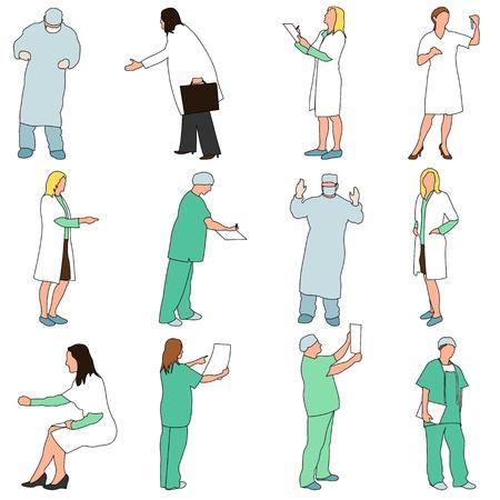visitador medico: Personas - profesiones - Medical