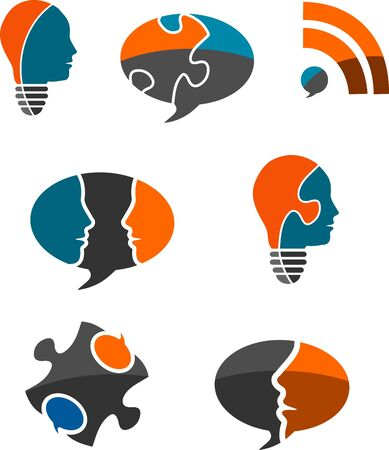 Business Solutions Icon Set