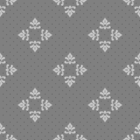 Seamless Floral Pattern 05 Vector