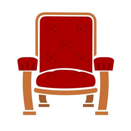 comfy: A Comfy Chair Illustration