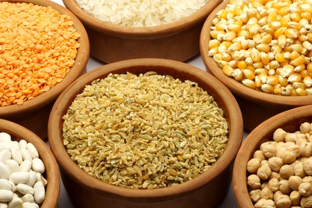 pulses: Food - Pulses & Beans
