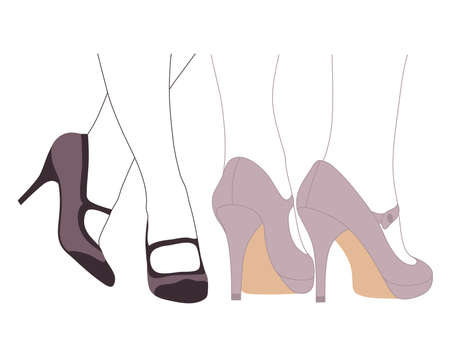 セクシーな靴