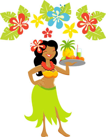 hawaii islands: Hawaii Luau