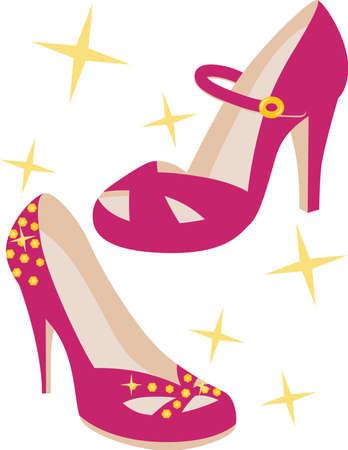 Pink Heels Stok Fotoğraf - 16512749