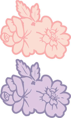 Roses Stock Illustratie