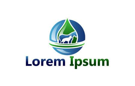 Icon for health care of domestic animals