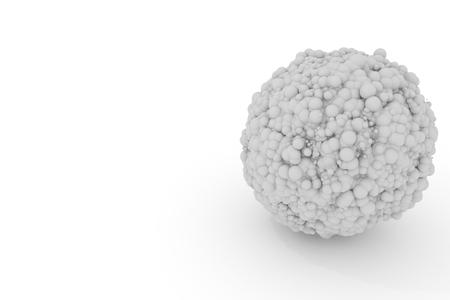 Zika Virus Flavivirus 3D