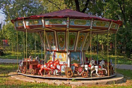 marry go round: Marry Go Round in the Park