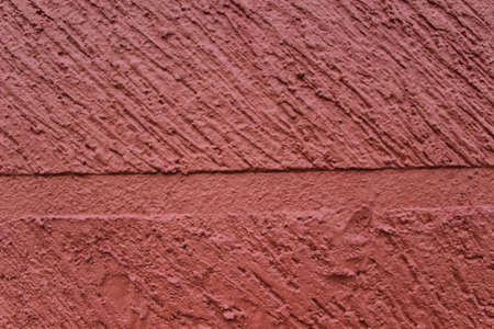 abstracto: Red wall Stock Photo