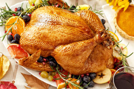 comida de navidad: Cena de Gracias