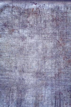 aluminium background: Scratched Aluminium Sheet Background