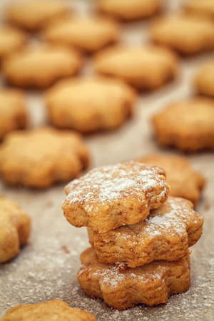 home baked: Home Baked Oatmeal Cookies