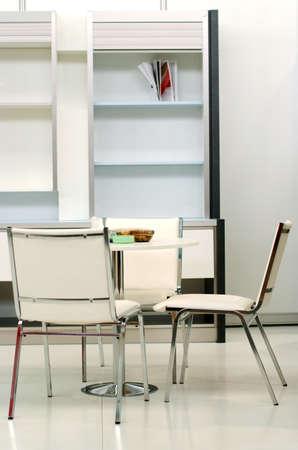White interior design Stock Photo - 2080065