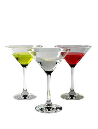 solemnize: Martini glasses