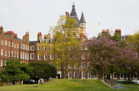 Lincoln's Inn Court, London, England Stock Photo - 7196761