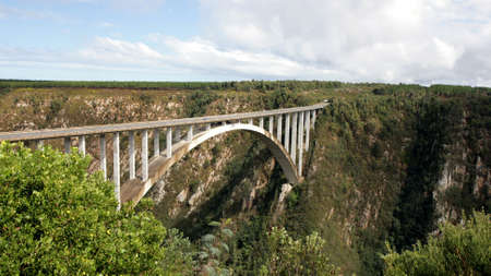 Bloukrans River Bridge, Tsitsikamma, South Africa