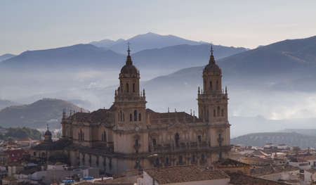 Renaissance Cathedral of Jaen, Andalusia, Spain
