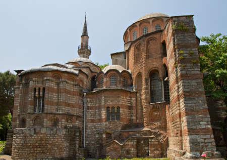 chora: Byzantine Chora Church, Istanbul, Tukey
