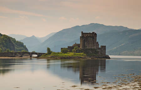 Eilean Donan Castle - Long Exposure Version, Scotland Editöryel