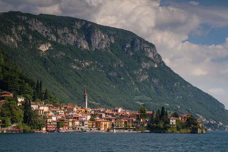 lake como: Varenna at Lake Como, Lombardy, Italy Stockfoto