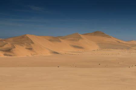swakopmund: Namib sand desert near Swakopmund, Namibia