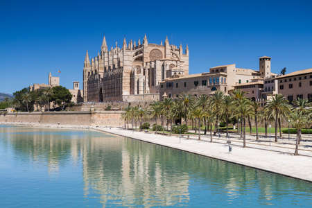 La Seu  Cathedral of Palma Mallorca Baleares Spain photo