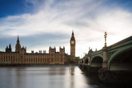 houses of parliament: Houses of Parliament - Long Exposure version, London, England