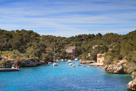 baleares: Harbour at Cala Figuera Mallorca Baleares Spain