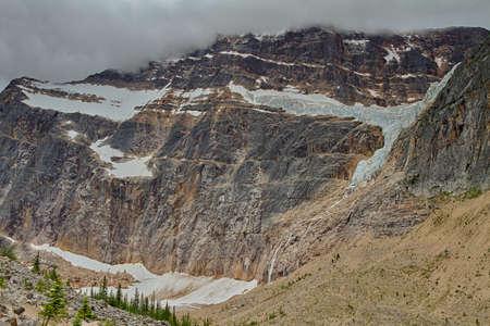 edith: Mount Edith Cavell Glacier, Alberta, Canada