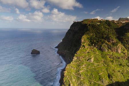 jorge: Coastline at Sao Jorge, Madeira, Portugal