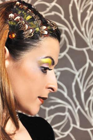 Perfect make up photo