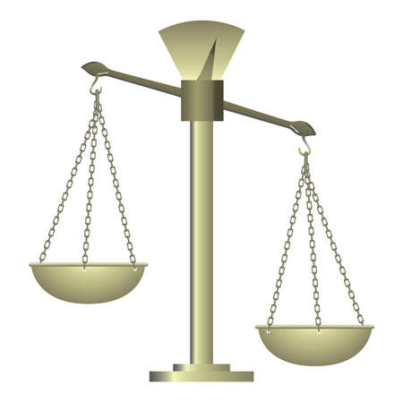 Balance f?r Di?t und Gerechtigkeit