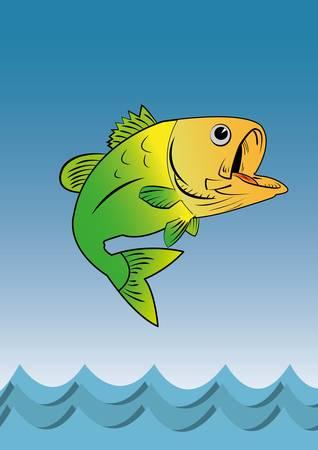 fish marine ocean food nature Stock Vector - 18297465