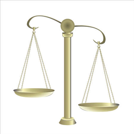 counterpoise: gold Balance
