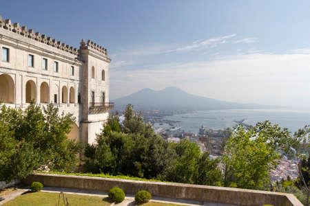 Charterhouse of San Martino naples photo