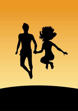 natures: jump