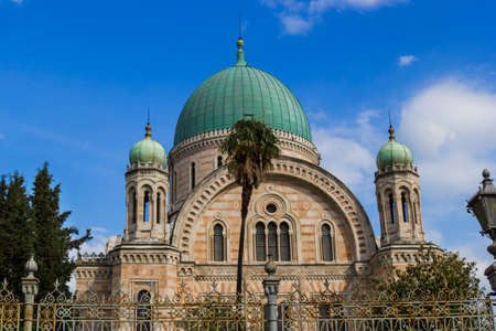 synagogue: Jewish Synagogue in Florence