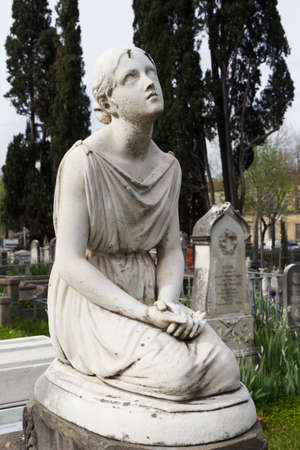 cemetary: cemetary statues