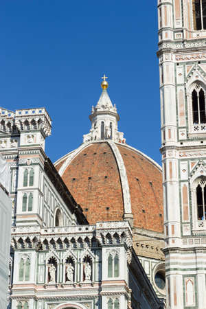 florence italy: florence italy duomo giotto brunelleschi