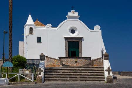 Ischia Forio Madonna of Soccorso church