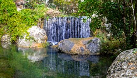 source of the river Lete in Prata Sannita