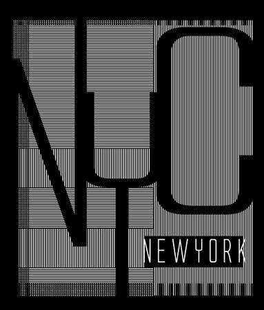 jersey city: New york city typography, t-shirt graphics, vectors Stock Photo