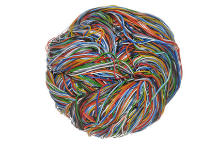 cable ball Stock Photo